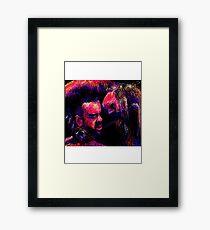 """""""His Neck, 2013"""" by Ms Slide Framed Art Print"""