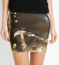 Lemuria Quartz Aquarium Mini Skirt