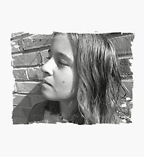 Girlie Photographic Print