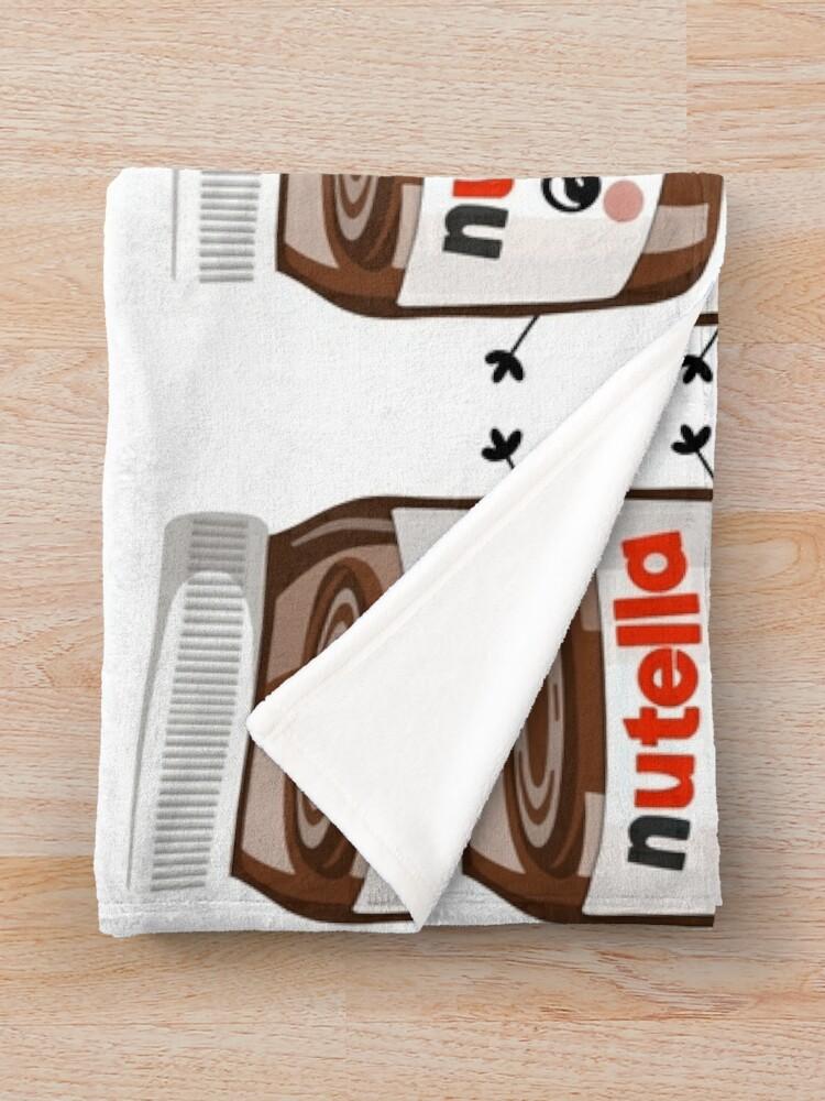 Alternative Ansicht von Nutella Cutie Fleecedecke