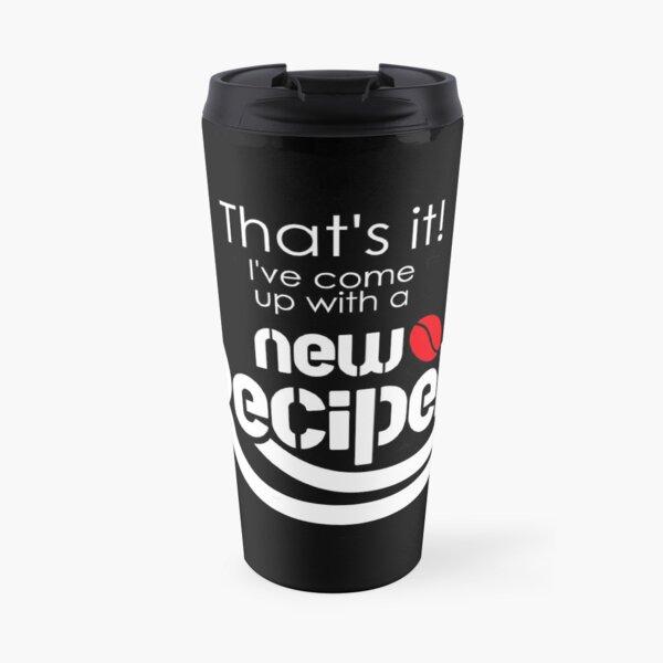 New Recipe Travel Mug