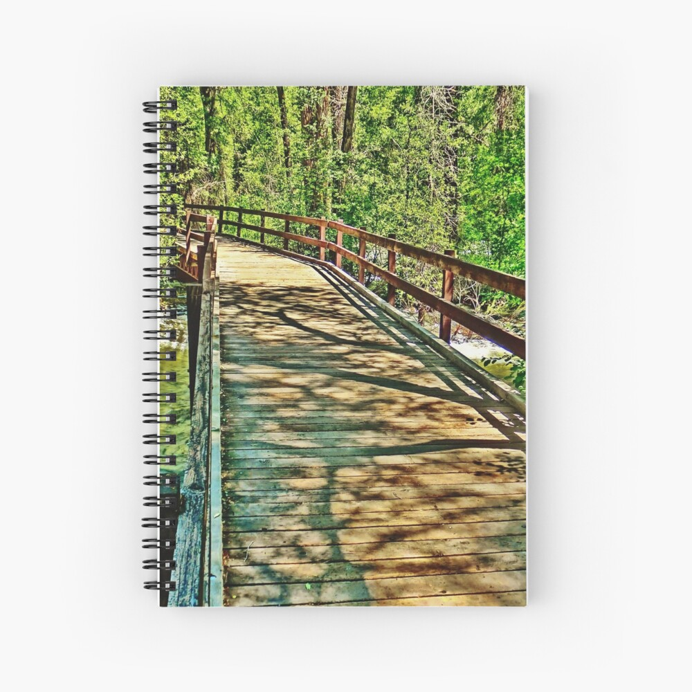Roaring Fork River, Aspen 3 Spiral Notebook