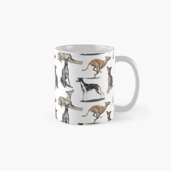 The Whippet Classic Mug
