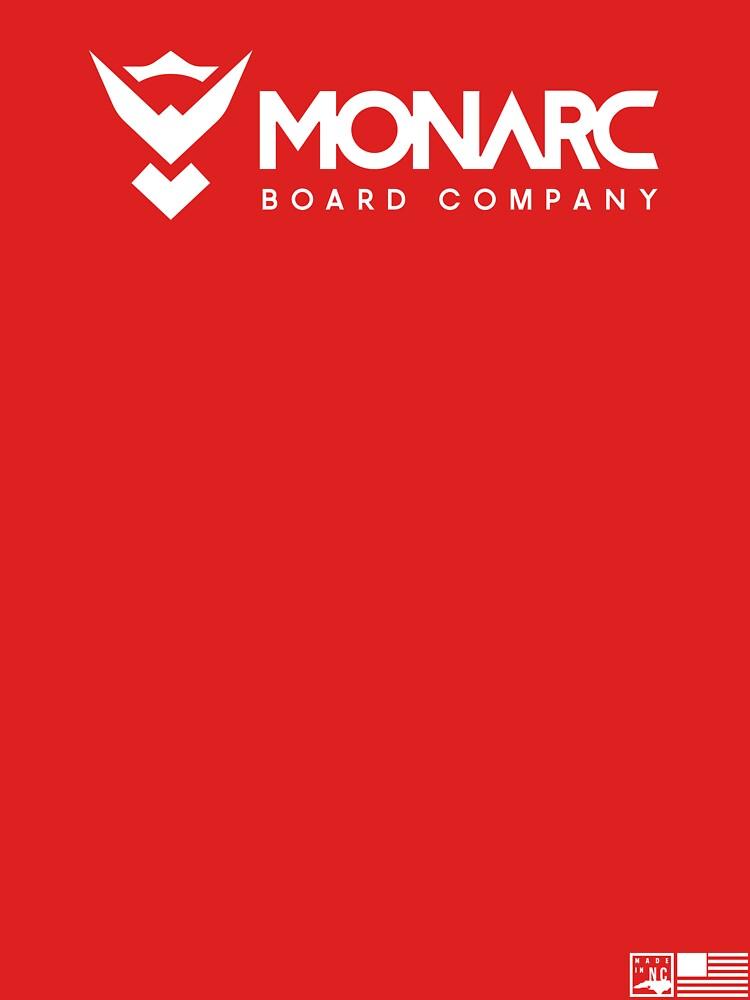 Monarc Basic Tee by monarc