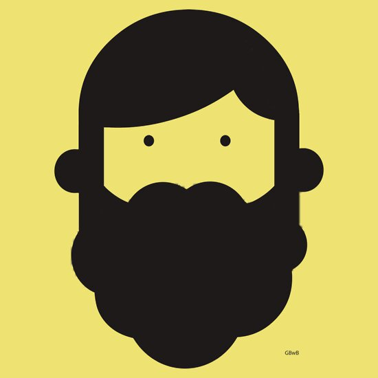 TShirtGifter presents: GBwB Large Face Logo