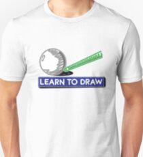 Learn to Draw Unisex T-Shirt