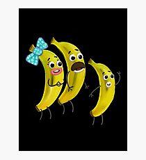 Bananas  Photographic Print