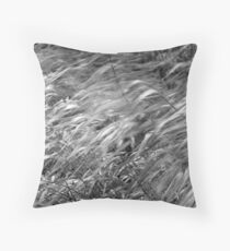 the wind effect Throw Pillow