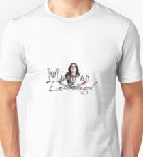 I am an Evil Regal - Lana Parrilla T-Shirt