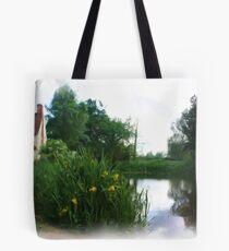 Constables View Tote Bag