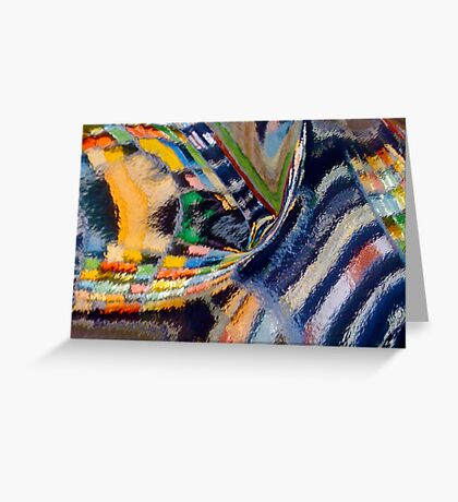 Views 795 ***  Abstract art. NO.1. Why not to live in a world of abstraction.  Thx! Featured work in Painters Universe.  Greeting Card
