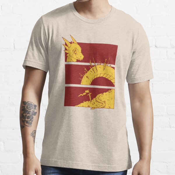 Red Dragon Essential T-Shirt