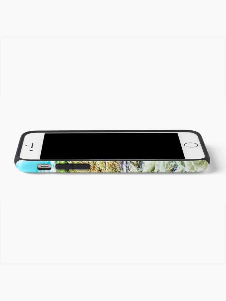 Alternate view of Roaring Fork River, Headwaters No. 3  iPhone Case & Cover