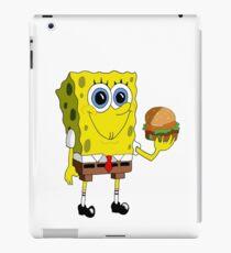 Sponge Bob - Krabby Patty iPad Case/Skin