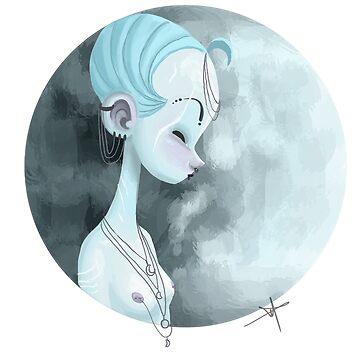 Moon Guardian by danepioli