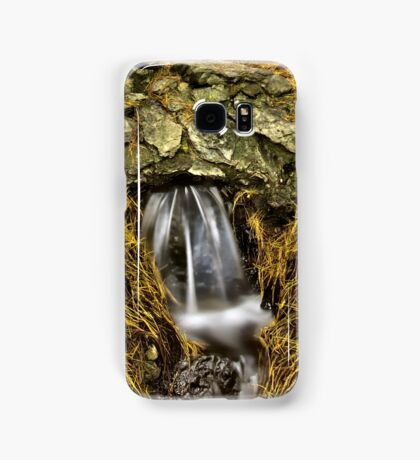 Little water fall Samsung Galaxy Case/Skin