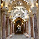 Heavenly Hallway by Ainsley Kellar Creations