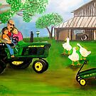 Tommy's Tots, Tractor, Ducks, Farm... by Karen L Ramsey