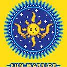 Sun Warrior by enriquev242