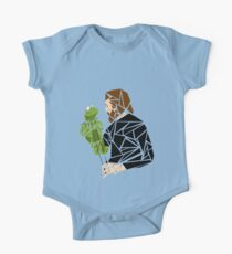 The Muppet Master Short Sleeve Baby One-Piece