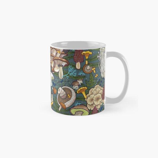 mushroom forest Classic Mug