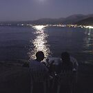 Moonlight Romance Greece  by mikequigley