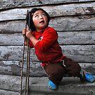 THE CHATAN GIRL, Gangtok by JYOTIRMOY Portfolio Photographer