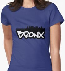 Bronx NYC 01 Women's Fitted T-Shirt
