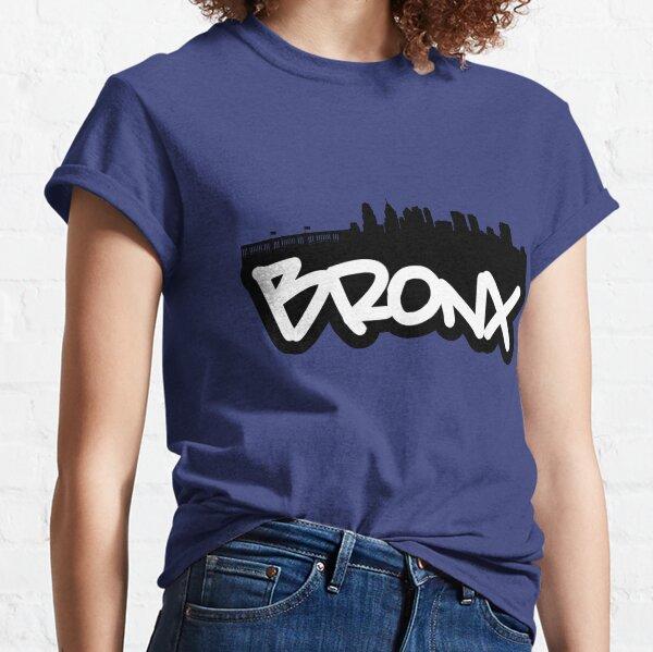 Bronx NYC 01 Classic T-Shirt