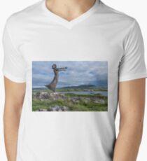 Rosses Point, Sligo Men's V-Neck T-Shirt