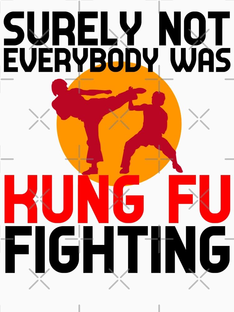 Sicherlich waren nicht alle Kung Fu-Kämpfer von Evengo