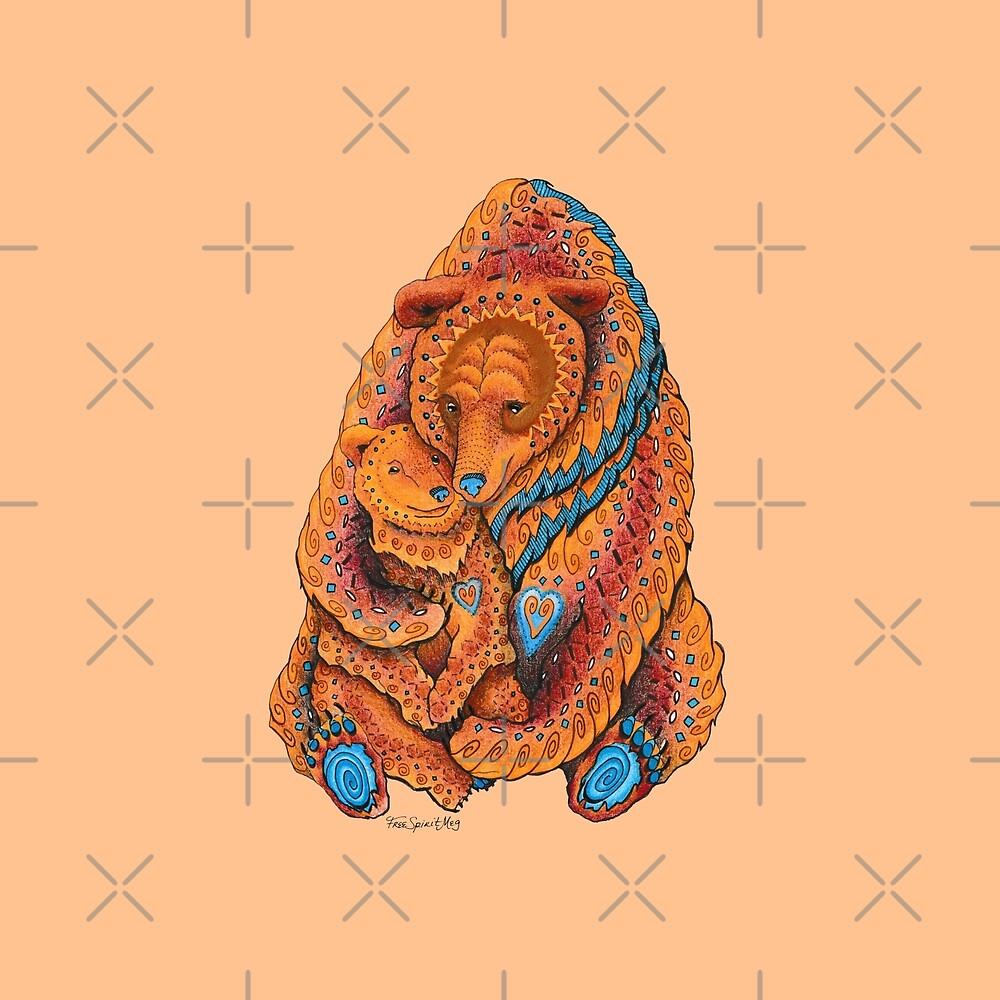 Mother Bear by Free-Spirit-Meg