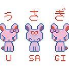Usagi Kawaii Bunny by FrogNebula