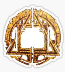 Olias of Sunhillow - Studio Album Symbol von Jon Anderson Sticker