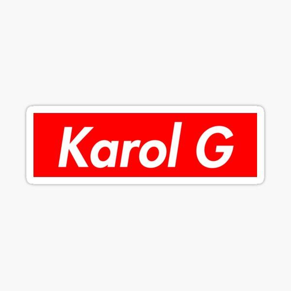Karol G Autocollant Haute Qualité - Karol G Anuel AA Sticker