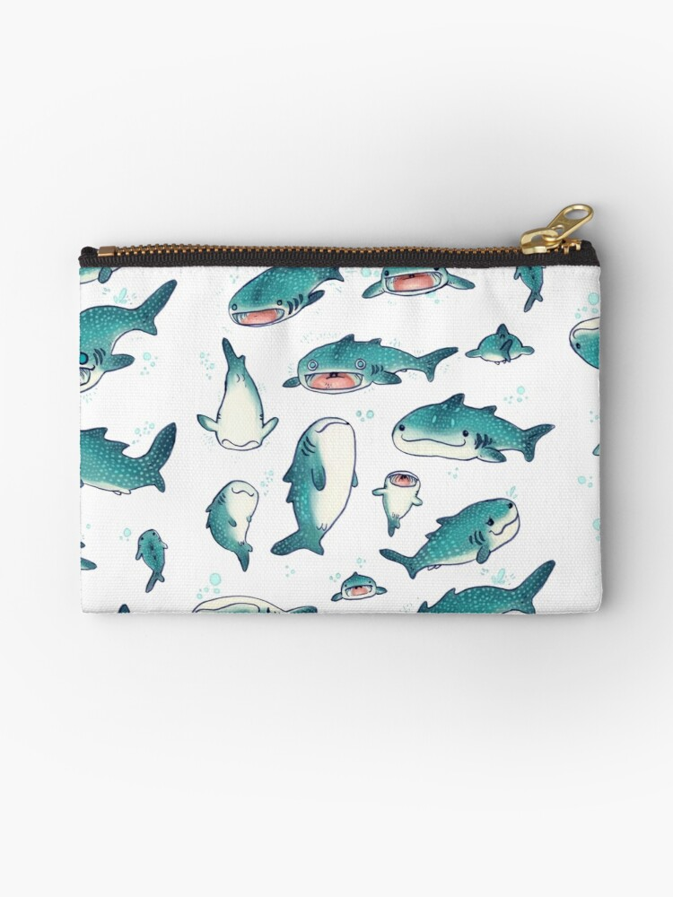 whale sharks! by Alice RL