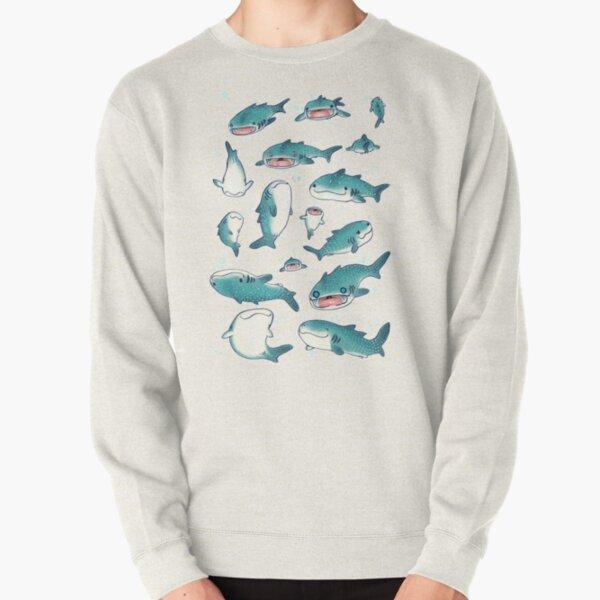 whale sharks! Pullover Sweatshirt