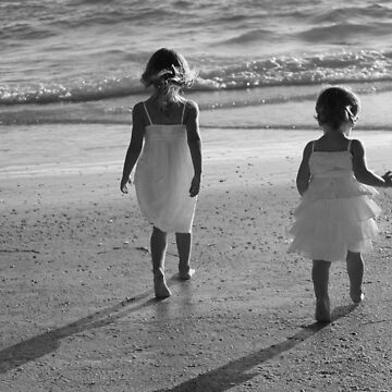 When sisters stand shoulder to shoulder, who stands a chance against us?  by Misawalk