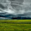 Monday Night on the Prairie by PFrogg