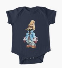 Final Fantasy 9 Vivi in Pastel &Colour Pencil One Piece - Short Sleeve