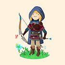 Link is Cute by raediocloud