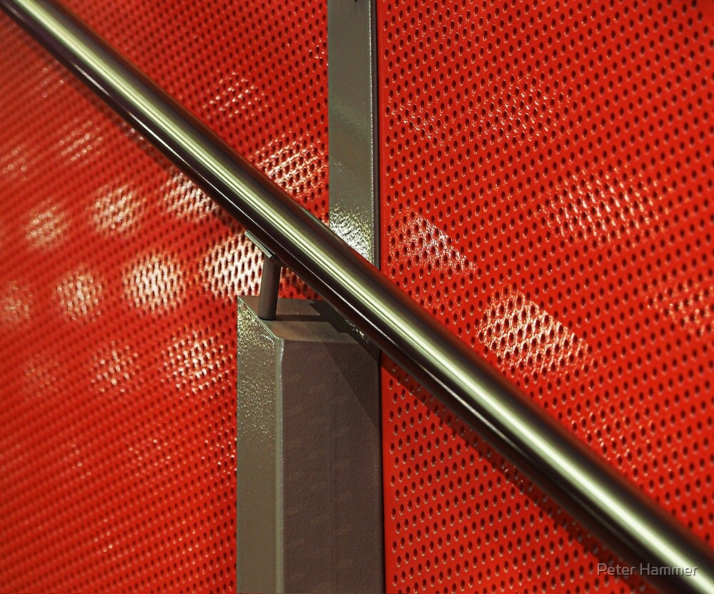 Handrail by Peter Hammer