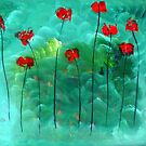 Tall Poppies by bkm11