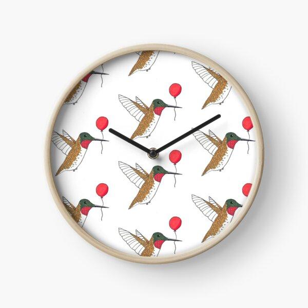 Hummer's Balloon Clock