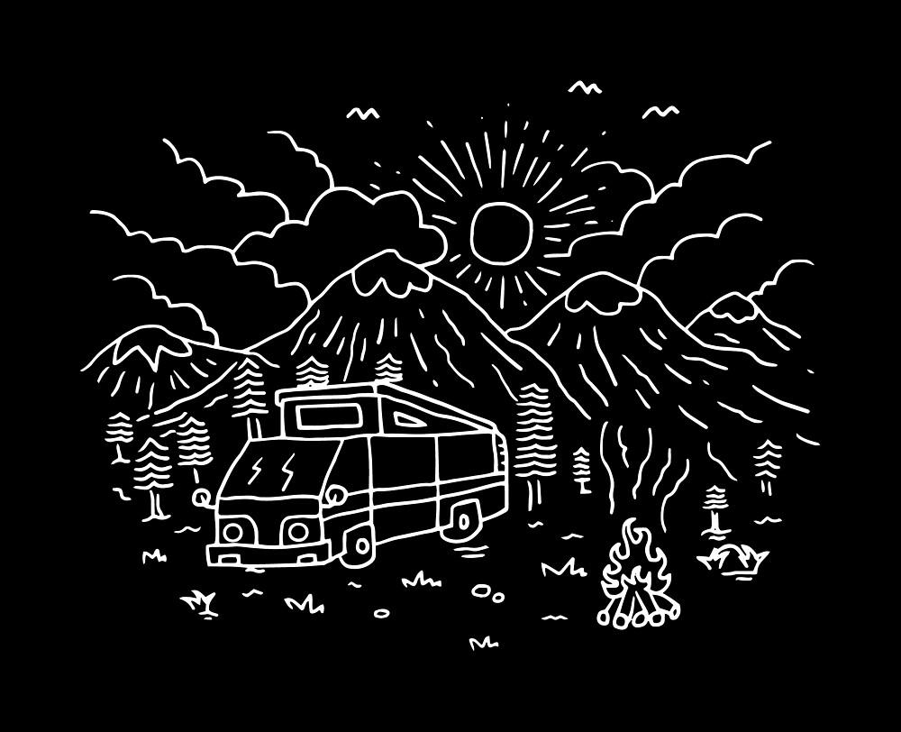 «Vagar (para la oscuridad)» de Quilimo Studio