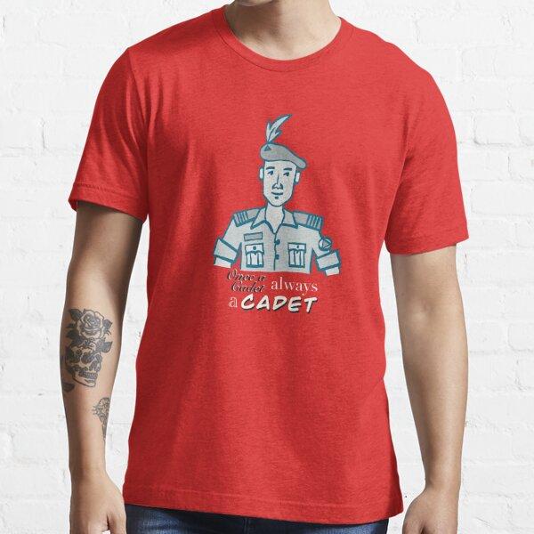 Once a Cadet always a Cadet 02 Essential T-Shirt