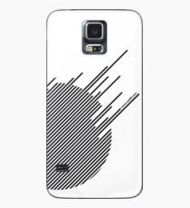 ABshapes in a disc  Case/Skin for Samsung Galaxy