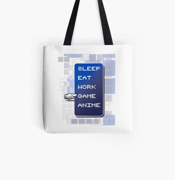 Real-life Final Fantasy All Over Print Tote Bag