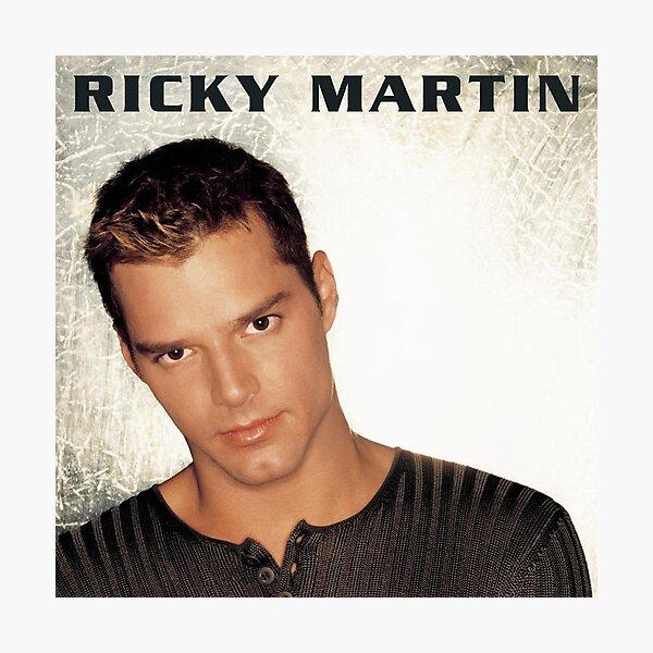 Ricky Martin gira kel5 2019 Lámina fotográfica