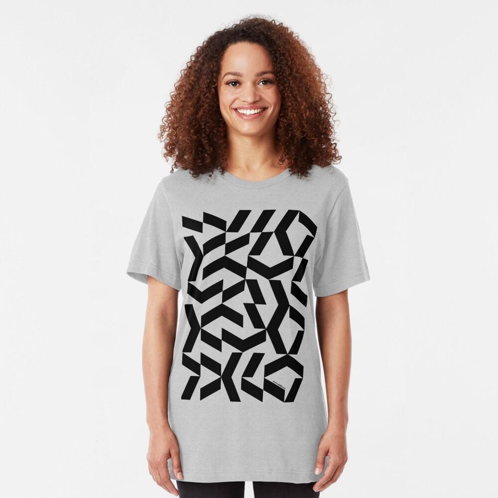 Chaotik K Slim Fit T-Shirt